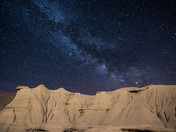 Dinosaur Provincial Park Prehistoric meets Deep Space