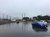 Flash flood Hyannis