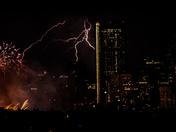 Canada 150 Fireworks Calgary, Alberta