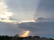 Sunset guthrie ok