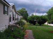 Scarey clouds