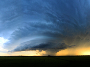 Olds Alberta Supercell