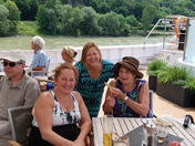 Fun in Europe river cruise