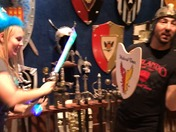 Medieval Times Hall of Arms/Gift Shop