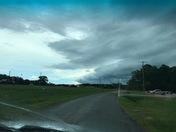 Half clear half storm