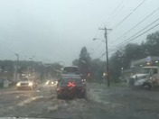 Thunderstorm/ flash flood pictures and videos #2