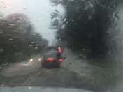 Thunderstorm/ flash flood pictures and videos