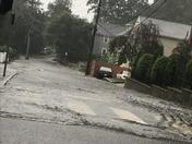 Severe flooding- Arlington massachusetts 7/12/2017