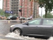 Severe flooding- Arlington massachusetts 7/12/2017