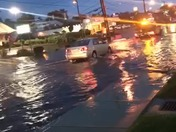 Waltham flood Lexington St