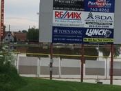 Beaumont baseball field