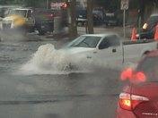 street flooding Eustis FL