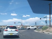 Massive storm
