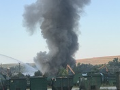 Source of smoke off of 29 and I85