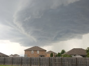 Storm coming to SW OKC