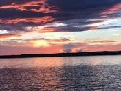 Lake Hartwell Sunset