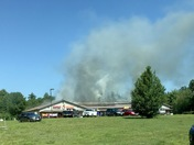Waterboro Plaza Fire