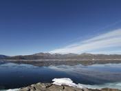View of Qikiqtarjauq, Broughton Island Nunavut
