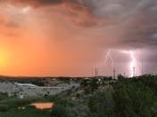 Lightning Strike!