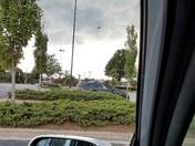 UFO in Storm Clouds in wsnc ?  Erich Bell
