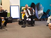 Accordion group at Alafaya Branch library