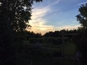 Sundogs in Blair sky