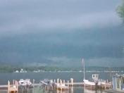 Storm over Winni