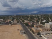 WARNING!  THUNDERSTORMS ARE BREWING AROUND ABQ METRO!!!