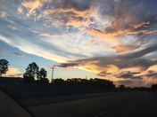 Sunrise in Slidell