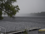 Storm today at Woods Pond Bridgton ant 2:55PM