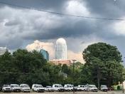 Storm over Winston
