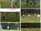 Effingham Sparx/SEMS Soccer Camp