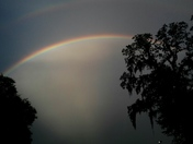 Double Rainbow in Apopka
