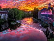 Bridge Over Water | Sunrise