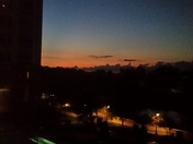 Destin Sunset.