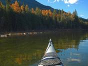 St.Mary's Lake Autumn 2