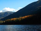 St.Mary's Lake Autumn 3