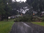 Bad storm in Ocala