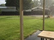 Rain in Bosque Farms