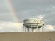 Double rainbow @7am