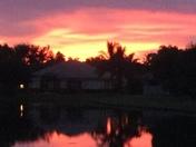Sunset 7/25