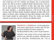 Michelle A. Marsh Published Author