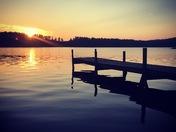 Sunrise in Wolfeboro