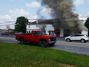 Fire in Lebanon County