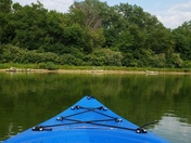 Kayaking at Two Rivers State Park
