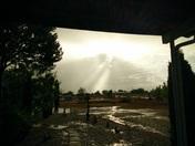 Monsoon Season in Meadow Lake, Los Lunas NM