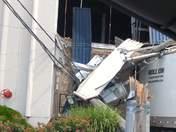 North Kansas city  storm damage
