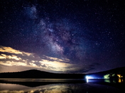 Resevoir Milky Way