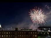 Fireworks Over Manchester