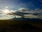 Morning balloons in Rio Rancho